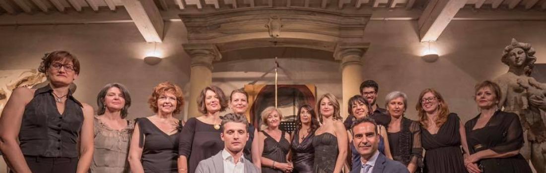 SolEnsemble esegue musiche di Roberto Scarcella Perino – Firenze, Villa La Pietra, 7 giugno 2017 h21