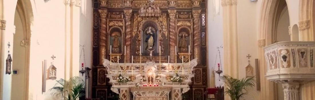 Concerto a Cagliari, Chiesa della Purissima – mercoledì 24 aprile 2019 ore 20