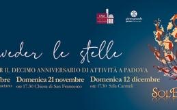 """""""A riveder le stelle"""" – ciclo di 3 concerti per festeggiare il 10º anniversario di SolEnsemble"""