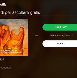 """Velut Luna pubblica il CD """"Gli invisibili"""" con musiche di Adriano Lincetto di cui SolEnsemble esegue le """"9 Vilote Pavane"""""""