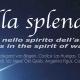 Stella Splendens – San Giacomo all'Orio, Venezia 25 novembre 2018