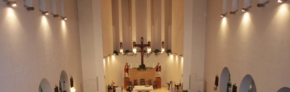 Concerto a Carbonia, Chiesa di San Ponziano – domenica di Pasqua 21 aprile 2019 ore 19
