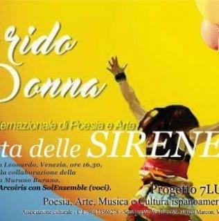 """""""Grido di donna Venezia 2017"""" – 11 marzo 2017"""