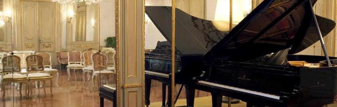 Concerto al Ritz Hotel di Abano